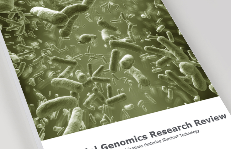 Microbial Genomics Research Review