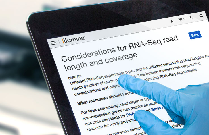 Considerations for RNA Sequencing Read Length